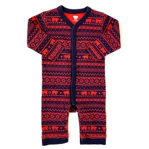 Old Navy Baby Boy Winter Pajamas